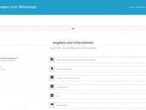 Erster Kundenkontakt: Fragebogen zum Webdesign