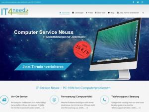 Die neue Website ist endlich online!